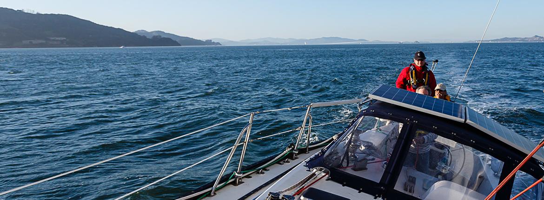 Modern Sailing School Club San Francisco Bay Sailing Lessons