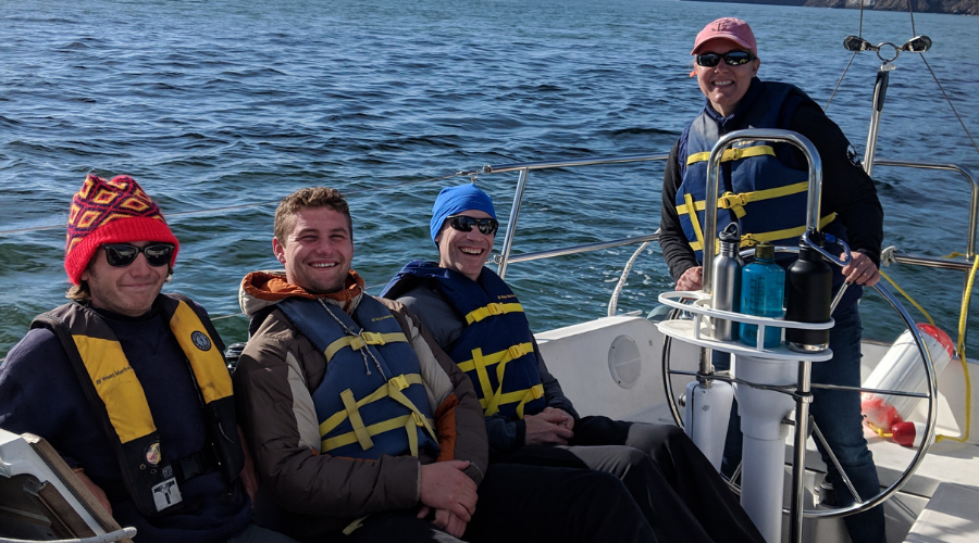 ASA sailing courses on San Francisco