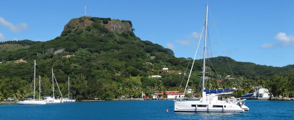 Adventure Sailing on a Modern Sailing Global Destinations Trip in the South Pacific