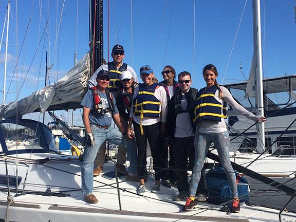 Captained Sailing Sausalito - Modern Sailing