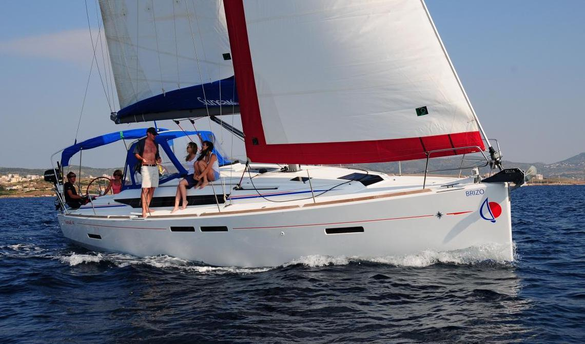 Sunsail 41-foot Monohull