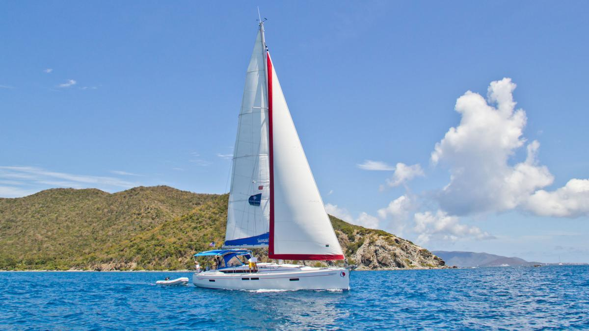 Sunsail 47-foot Monohull