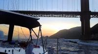 Advanced sailing courses on San Francisco Bay