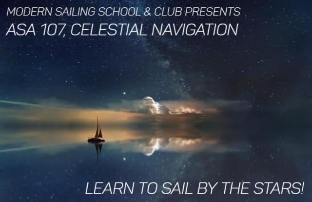 ASA 107, Celestial Navigation   Modern Sailing