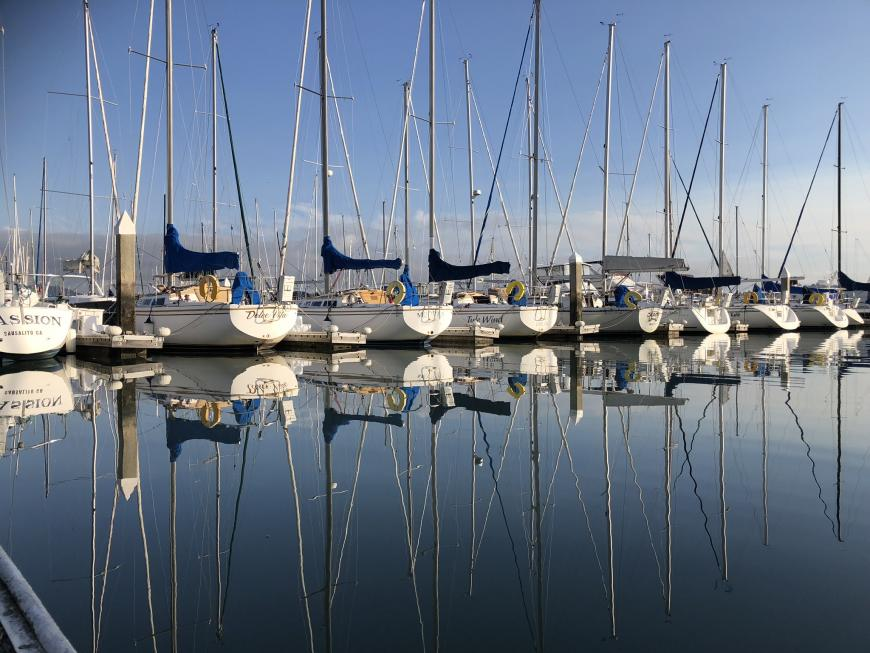 San Francisco Charter Boats at Modern Sailing School