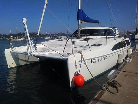 Sailing Catamaran Charter in Sausalito California