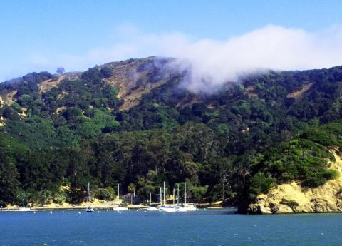 Sail to Angel Island and Explore