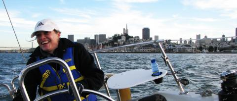 Learn to Sail in San Francisco