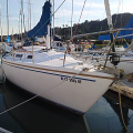 Tule Wind,  Catalina 30 sailboat charter